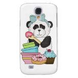 Panda Bear Sweet Treats Galaxy S4 Cases