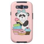 Panda Bear Sweet Treats Galaxy SIII Cover