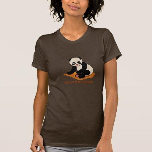Panda Bear T Shirt