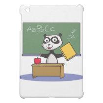 Panda Bear Teacher Case For The iPad Mini