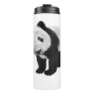 Panda Bear Thermal Tumbler