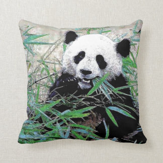 Lazy Panda Pillows - Decorative & Throw Pillows Zazzle