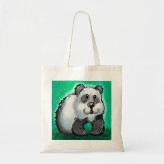 Panda Bear Tote Bag