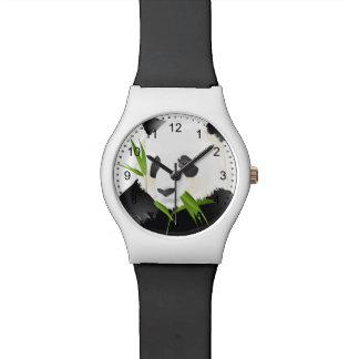 Panda Bear Wrist Watch