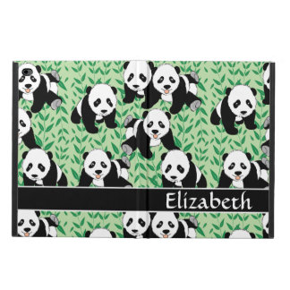 Panda Bears Graphic to Personalize Powis iPad Air 2 Case