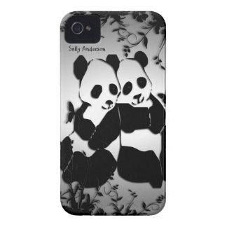 Panda Bears iPhone 4 Case