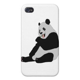 panda bears iPhone 4 cover