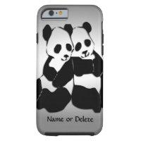 Panda Bears iPhone 6 Case