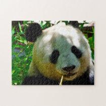 Panda Bears. Jigsaw Puzzle