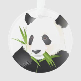 Panda Bears Ornament