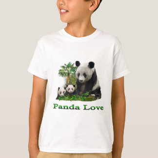 Panda Bears t-shirts and Clothing
