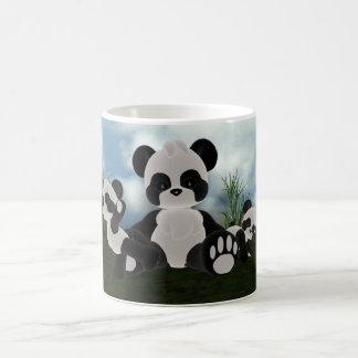 Panda Bearz Sunny Day Mug