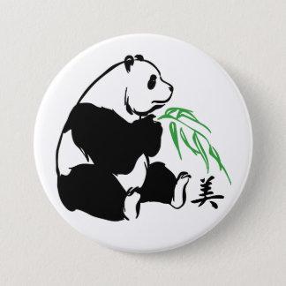 Panda Beauty Button