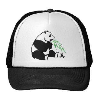 Panda Beauty Mesh Hats