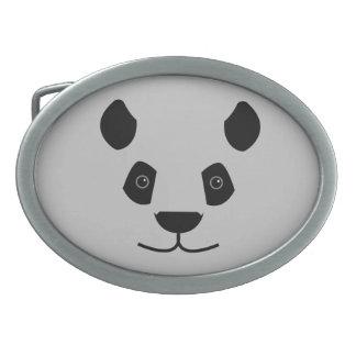 Panda Belt Buckle
