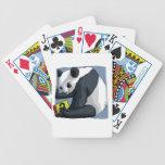 panda bicycle card decks