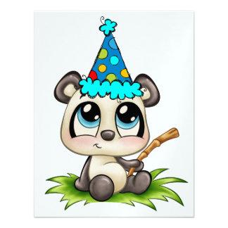 Panda Birthday - SRF Announcements