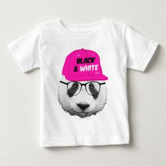 PANDA Black and White Tee Shirts