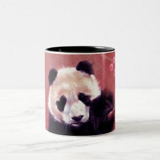 Panda Blossom Coffee Mug