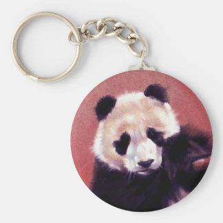 Panda Blossom Key Chain