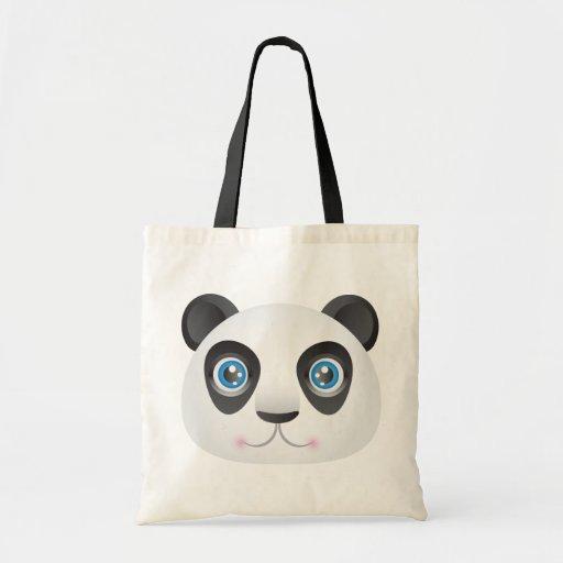 Panda Bolsa De Mano