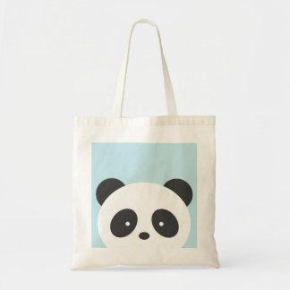 Panda Bolsa Tela Barata