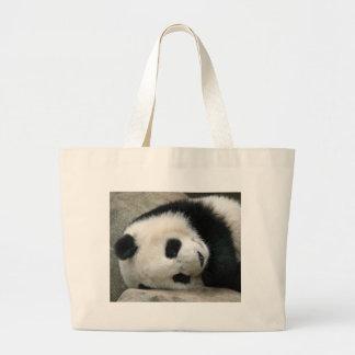 Panda Bolsa Lienzo