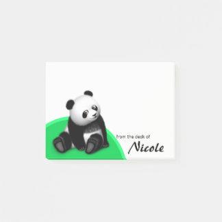 Panda Bon Bon Post-It Notes