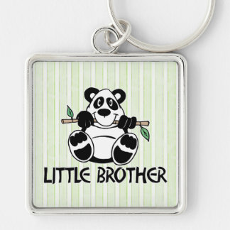 Panda Boy Little Brother Keychains