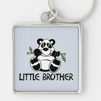 Panda Boy Little Brother Key Chain
