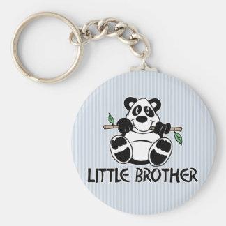 Panda Boy Little Brother Key Chains
