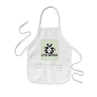 Panda Boy Little Brother Kids' Apron