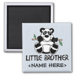 Panda Boy Little Brother Magnet