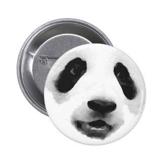 Panda Pinback Buttons