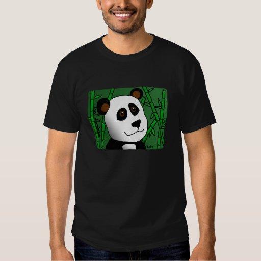Panda by Joel Anderson T Shirt