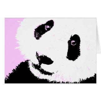 panda. card