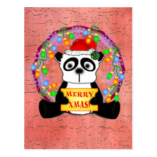 Panda Cards Postcard