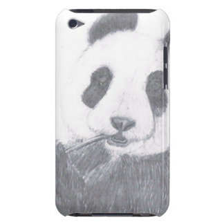 Panda Barely There iPod Cases