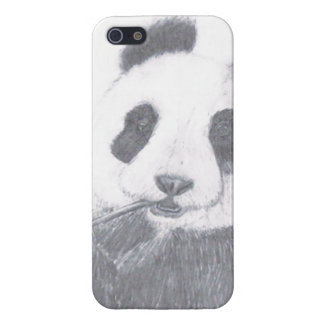 Panda Case For iPhone SE/5/5s