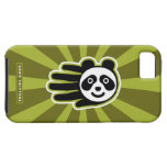 Hand shaped Panda Case-Mate Vibe iPhone 5 Case