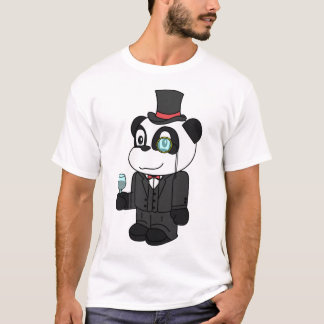 Panda - Charming T-Shirt