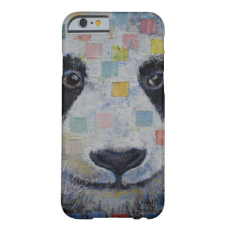 Panda Checkers Barely There iPhone 6 Case