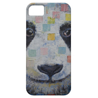 Panda Checkers iPhone 5 Cover