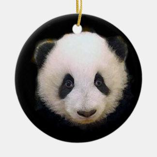 Panda Christmas Tree Ornament