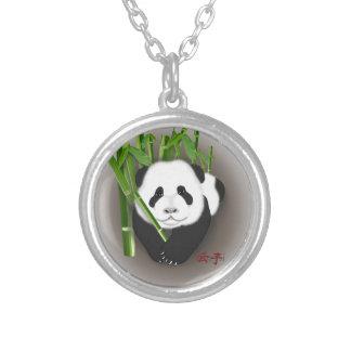 Panda Collar Personalizado