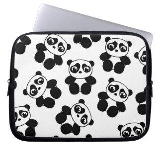 Panda Computer Sleeve