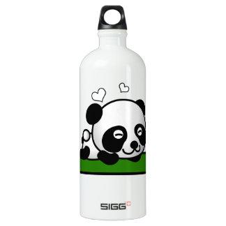 Panda confiada