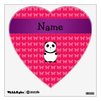 Panda conocida personalizada