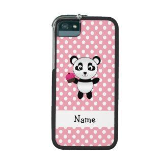 Panda conocida personalizada con los lunares de la