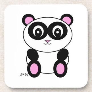 Panda Beverage Coasters